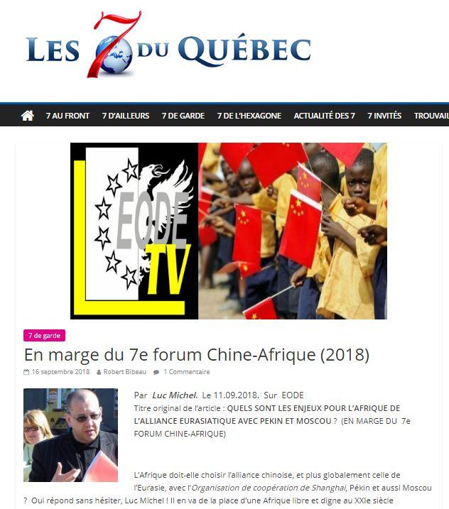 RP LM.GEOPOL - 7québec forum chine-afrique lm (2018 09 17) FR