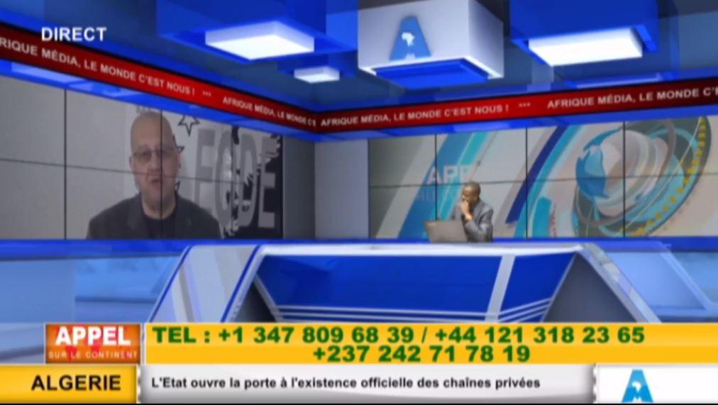 AMTV - APPEL LM camer a 48h I (2018   10 05)