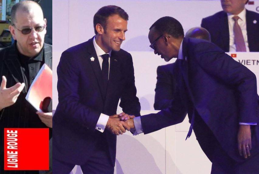 AMTV - LIGNE ROUGE LM macron kagamé (2018 10 18)