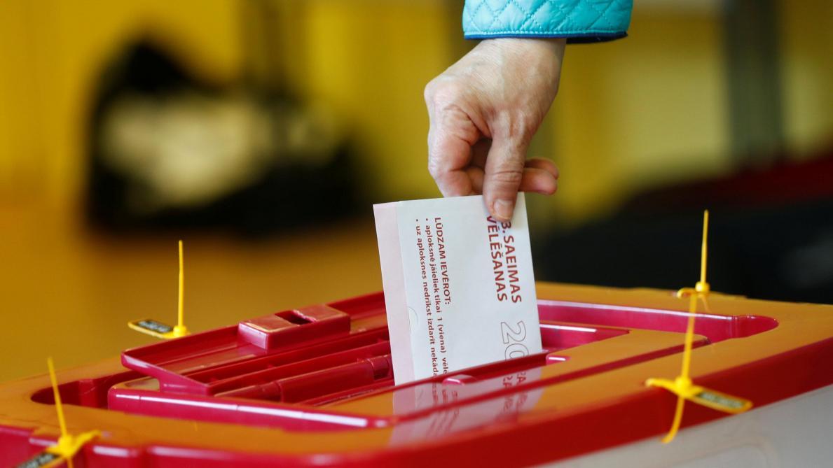 elections en Lettonie