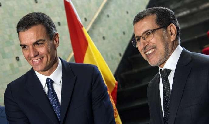 MOROCCO-SPAIN-DIPLOMACY