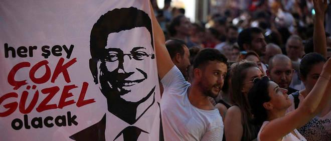 EODE - ELEC turquie elections locales V (2019 06 23) FR 1
