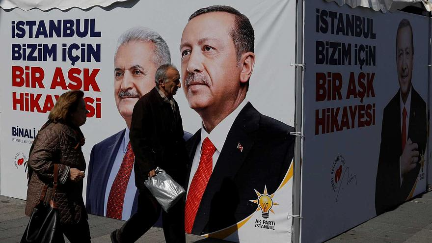 EODE - ELEC turquie elections locales V (2019 06 23) FR 2