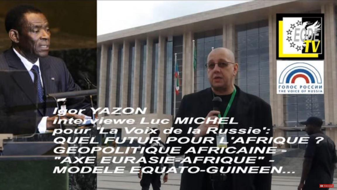 REVOIR EODETV - LM axe eurasie-afrique 2014