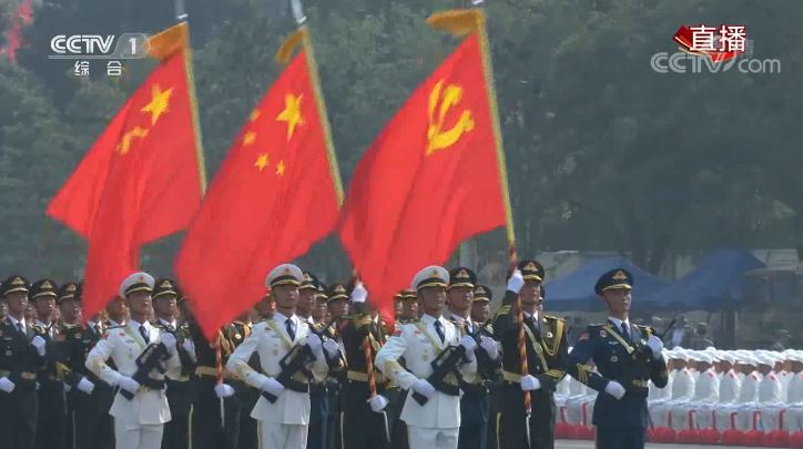 LM.GEOPOL - Chine 70e anniversaire (2019 10 02) FR