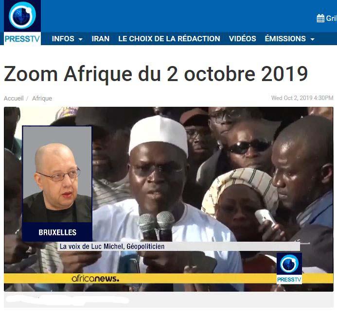 PANAF.NEWS - DER LM 046 ptv senegal (2019 10 02) FR