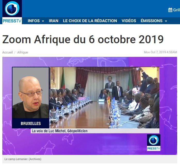 PANAF.NEWS - DER LM 051 ptv dialogue cameroun (2019 10 06) FR