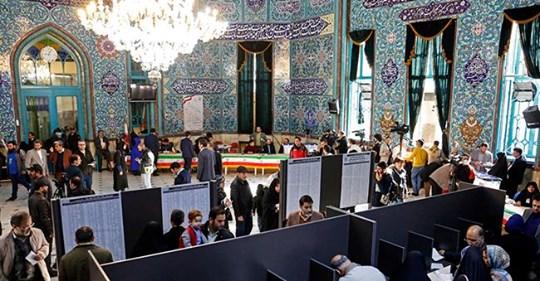 POLM I - QUESTION 003 elections iran II
