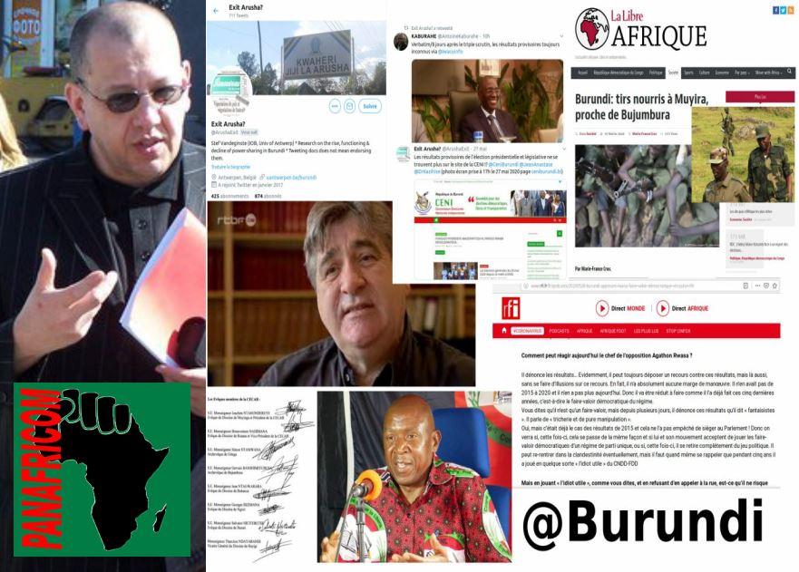 PANAF - LM AFROENQUETE XVIII Burundi 2020 (2020 06 01) FR (1)