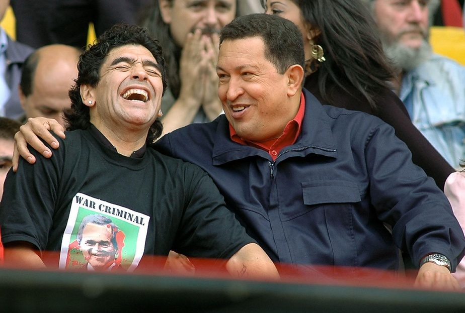 GEOPOL SPORT RP - 017  Maradona I